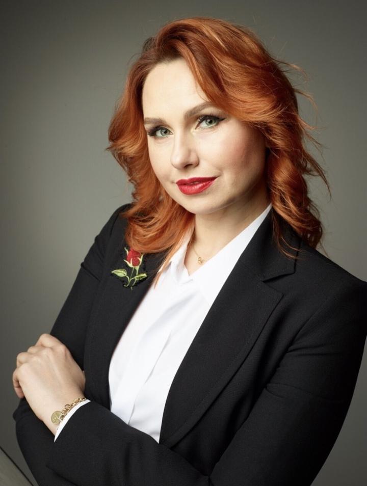 Евгения Буфархат